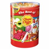 CHUPA CHUPS Fruit best of Boite de 150
