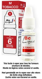 Tobacco M 10 ml 6g
