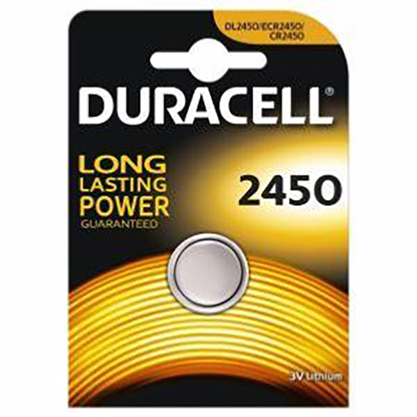 DURACELL 2450
