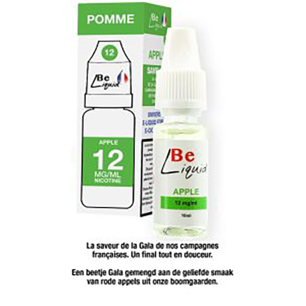 Liquide apple 10 ml 12g