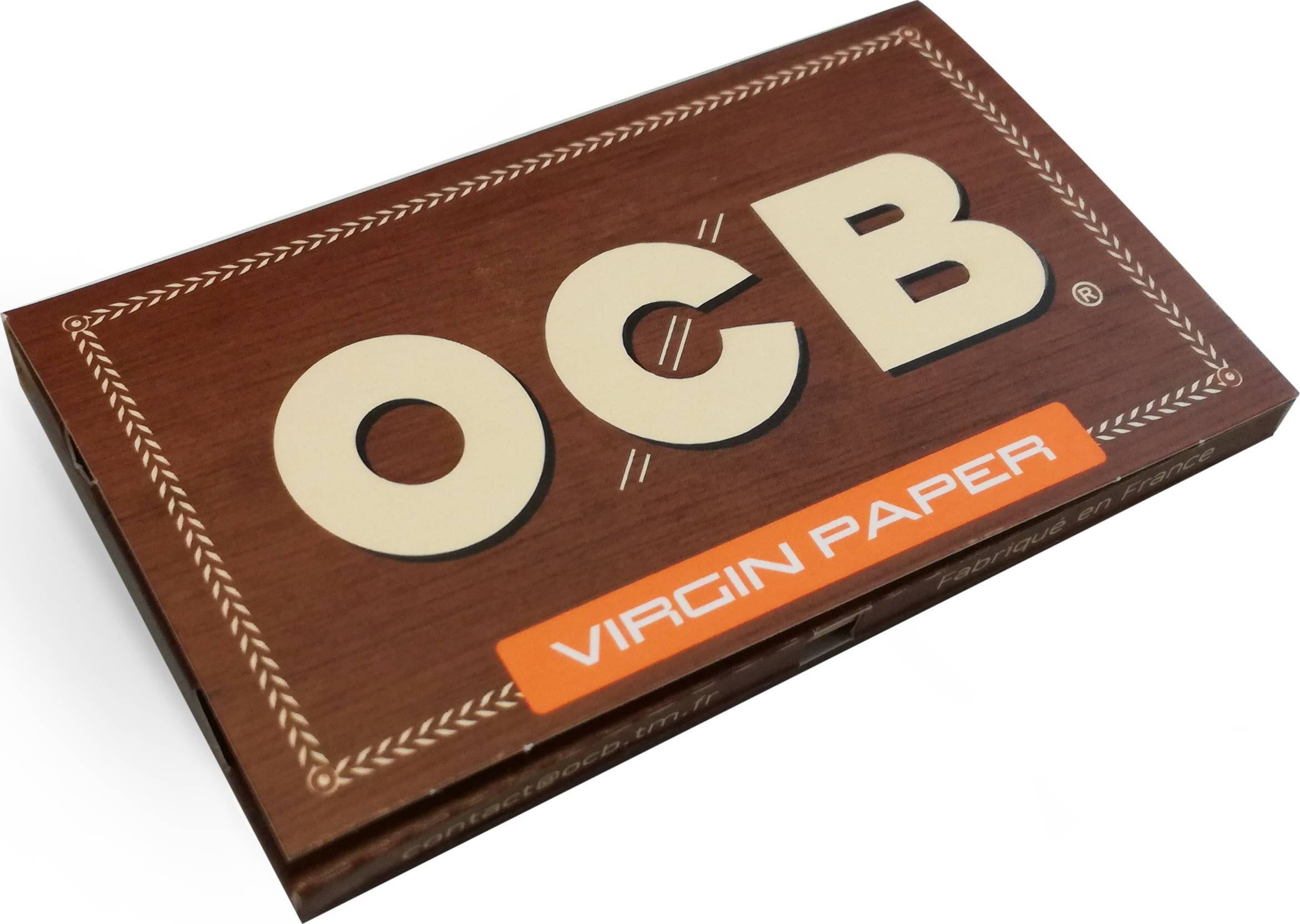 OCB double Vigin Bte 50