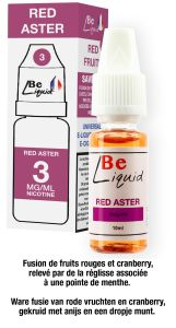 Red Aster 10 ml 3mg