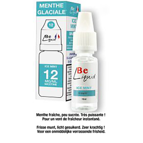 Menthe glaciale 10 ml 12mg
